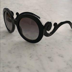 Authentic Pre Owned Prada Sunglasses